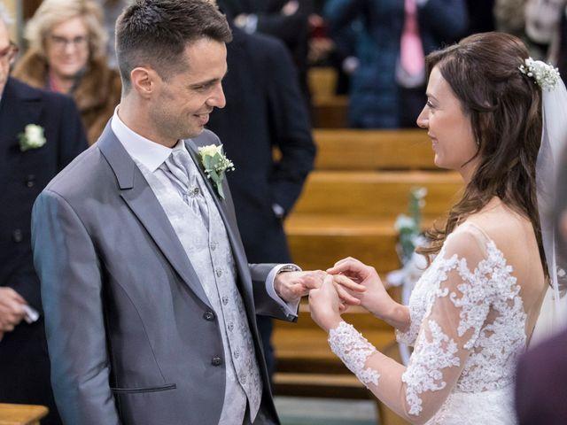 Il matrimonio di Viviana e Simone a Courmayeur, Aosta 27