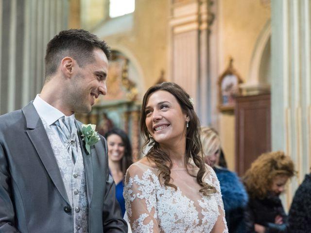 Il matrimonio di Viviana e Simone a Courmayeur, Aosta 28