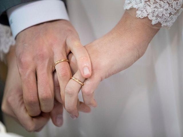 Il matrimonio di Viviana e Simone a Courmayeur, Aosta 29