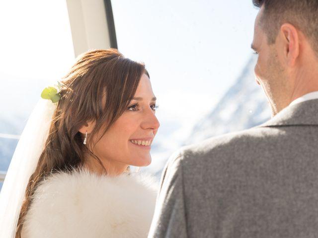 Il matrimonio di Viviana e Simone a Courmayeur, Aosta 34