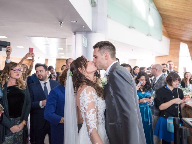 Il matrimonio di Viviana e Simone a Courmayeur, Aosta 42