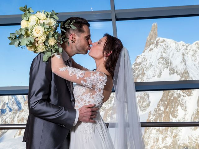 Il matrimonio di Viviana e Simone a Courmayeur, Aosta 44
