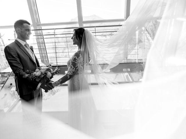 Il matrimonio di Viviana e Simone a Courmayeur, Aosta 1
