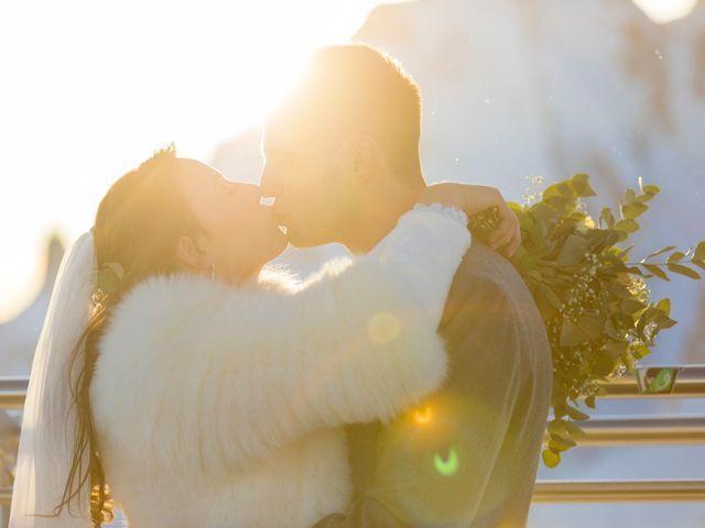Il matrimonio di Viviana e Simone a Courmayeur, Aosta 2