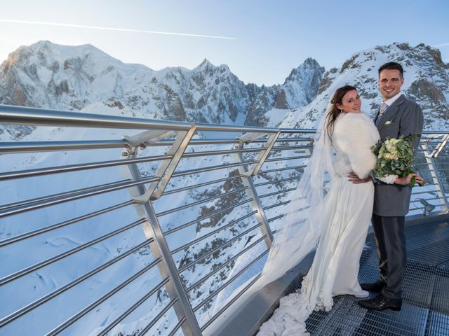 Il matrimonio di Viviana e Simone a Courmayeur, Aosta 51