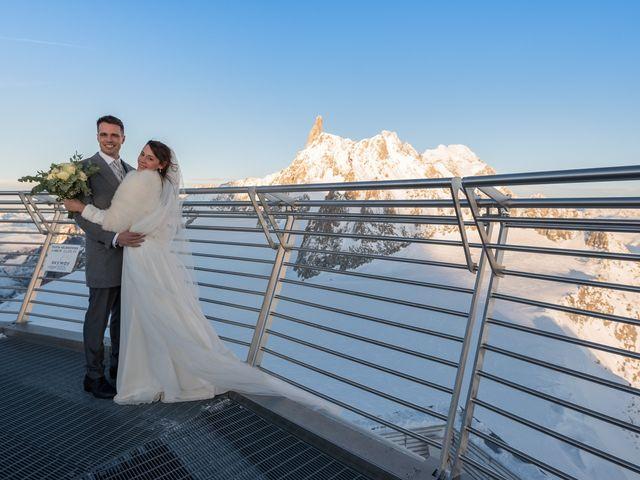 Il matrimonio di Viviana e Simone a Courmayeur, Aosta 52