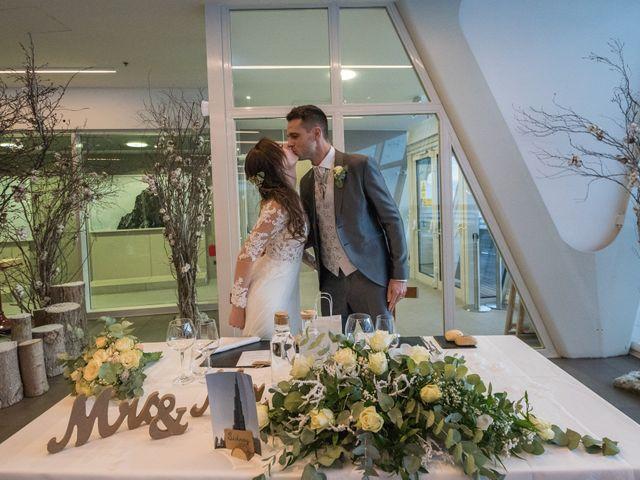 Il matrimonio di Viviana e Simone a Courmayeur, Aosta 54