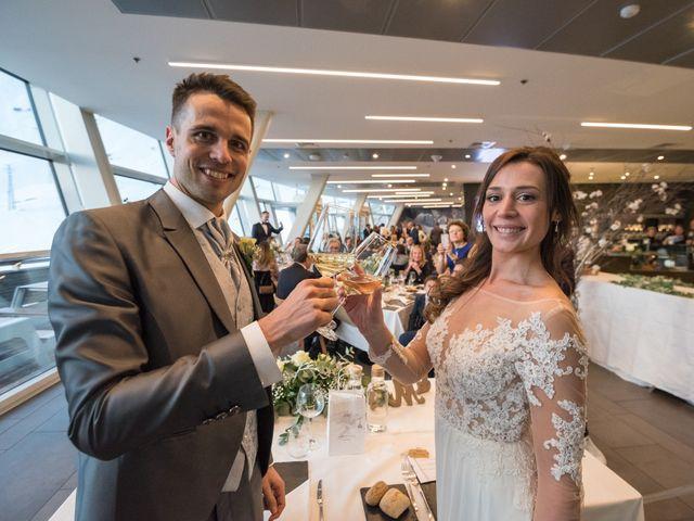 Il matrimonio di Viviana e Simone a Courmayeur, Aosta 55