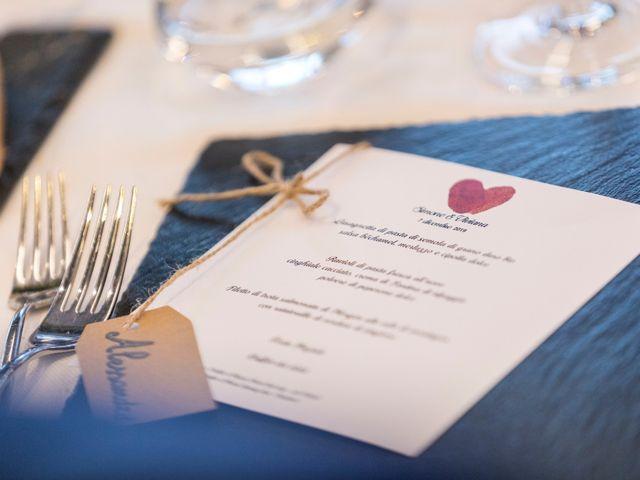Il matrimonio di Viviana e Simone a Courmayeur, Aosta 57