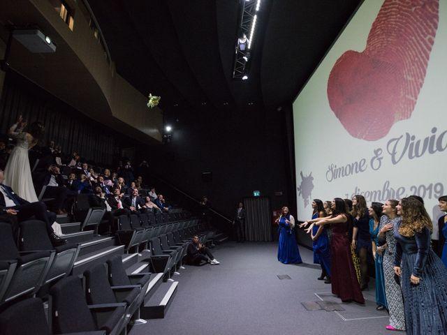 Il matrimonio di Viviana e Simone a Courmayeur, Aosta 63
