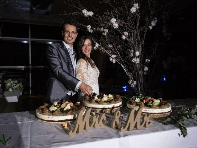 Il matrimonio di Viviana e Simone a Courmayeur, Aosta 65