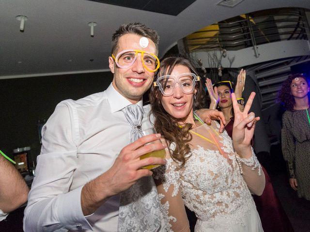 Il matrimonio di Viviana e Simone a Courmayeur, Aosta 70