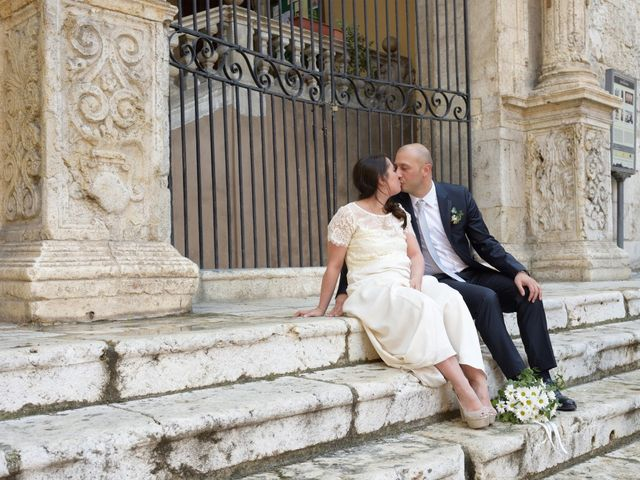 Le nozze di Christian e Adelina