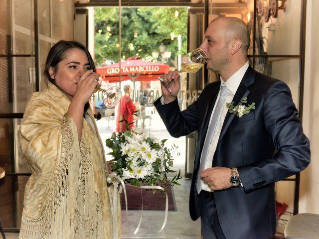 Il matrimonio di Adelina e Christian a Cagliari, Cagliari 35