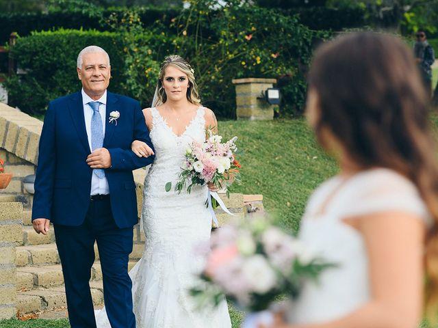 Il matrimonio di Federico e Manuela a Trevignano Romano, Roma 10