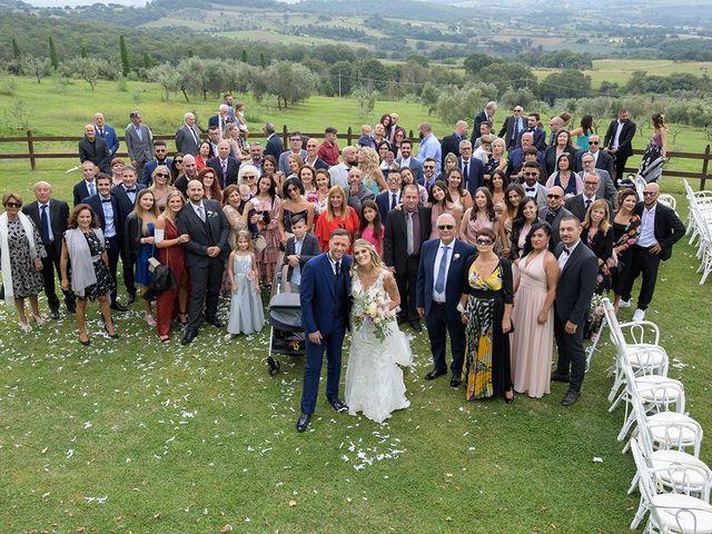 Il matrimonio di Federico e Manuela a Trevignano Romano, Roma 12