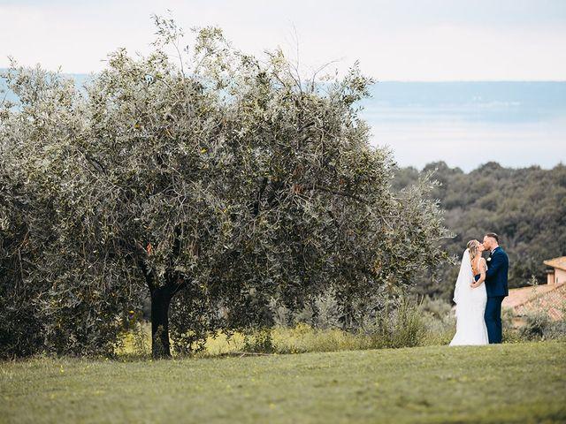 Il matrimonio di Federico e Manuela a Trevignano Romano, Roma 19