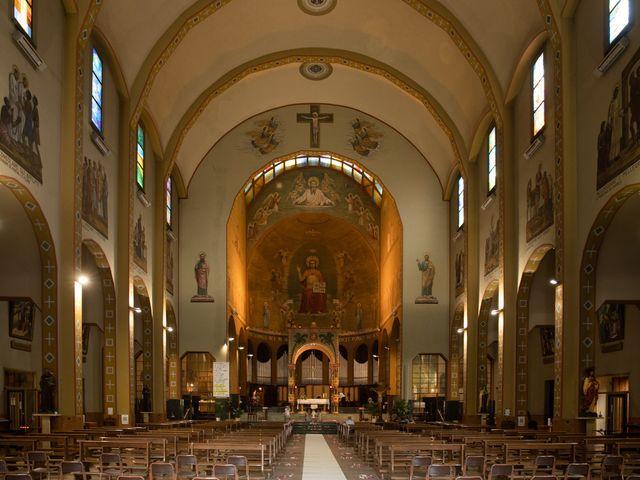 Il matrimonio di Alain e Rita a Milano, Milano 5