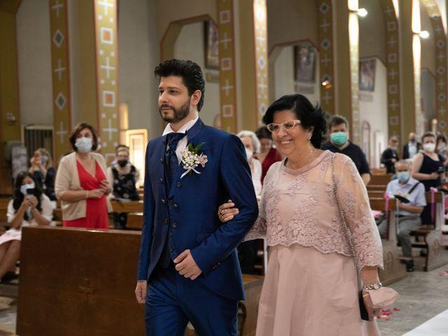 Il matrimonio di Alain e Rita a Milano, Milano 7