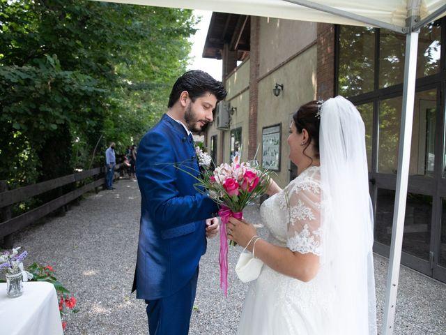 Il matrimonio di Alain e Rita a Milano, Milano 30