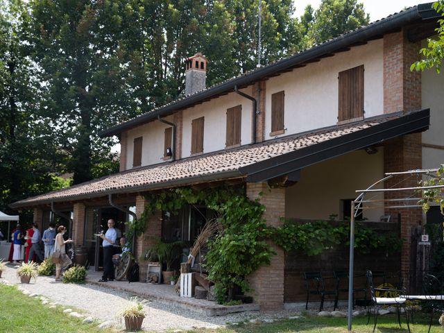 Il matrimonio di Alain e Rita a Milano, Milano 37
