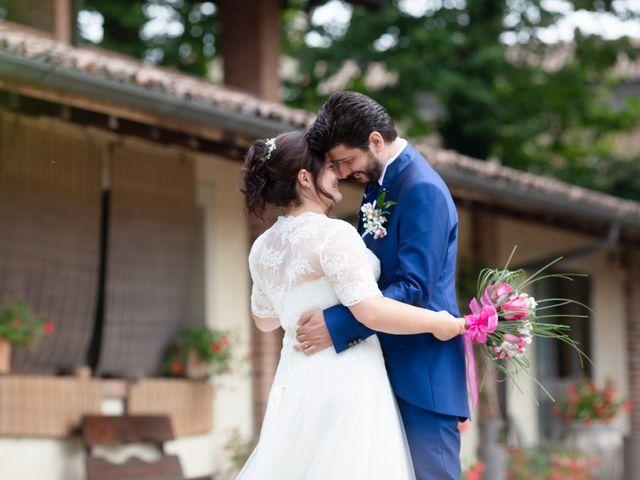 Le nozze di Rita e Alain