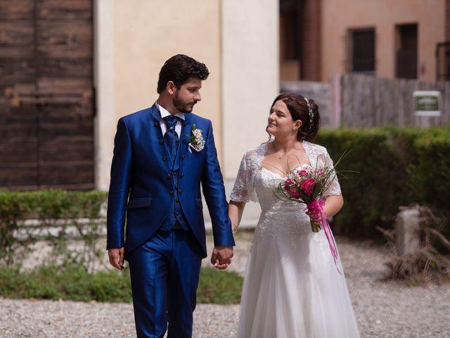 Il matrimonio di Alain e Rita a Milano, Milano 46