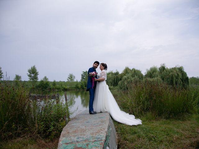 Il matrimonio di Alain e Rita a Milano, Milano 49