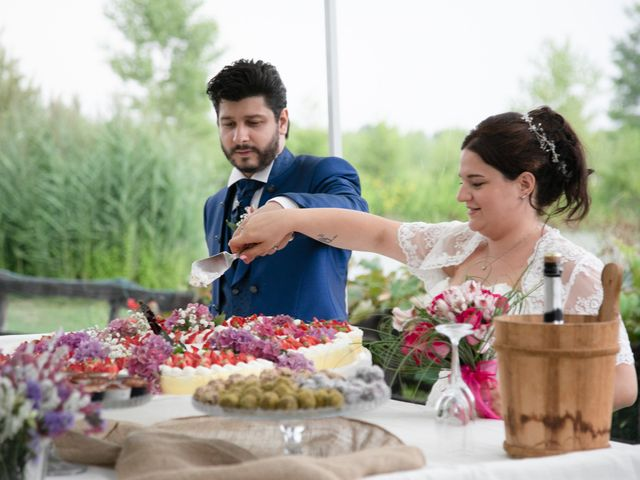 Il matrimonio di Alain e Rita a Milano, Milano 60