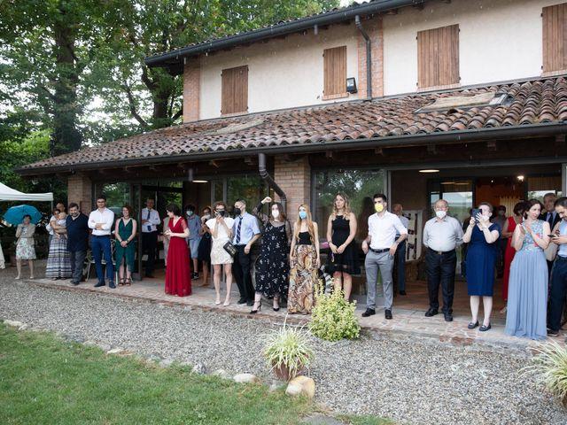 Il matrimonio di Alain e Rita a Milano, Milano 61