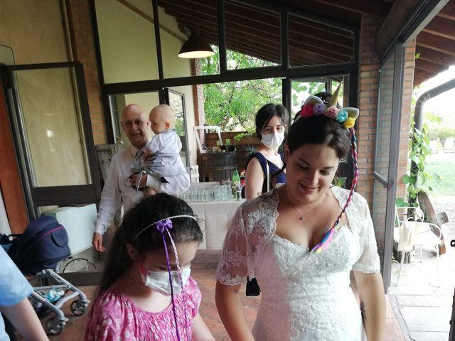 Il matrimonio di Alain e Rita a Milano, Milano 69