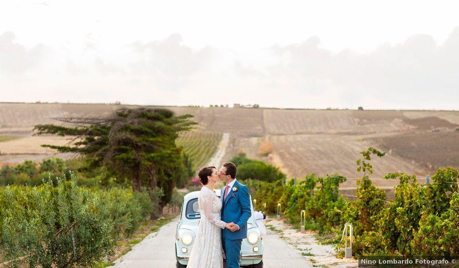 Il matrimonio di Gianluca e Kim a Menfi, Agrigento