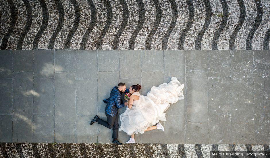 Il matrimonio di Luca e Daniela a Santa Margherita Ligure, Genova