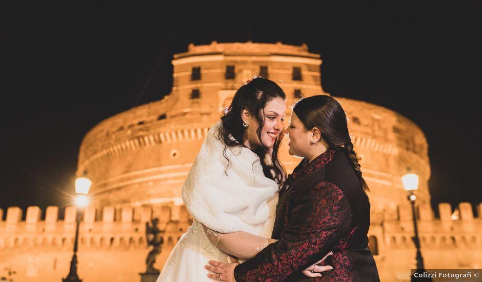 Il matrimonio di Noemi e Chiara a Roma, Roma