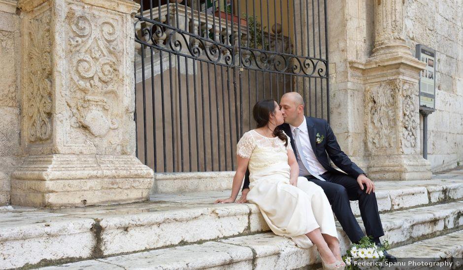 Il matrimonio di Adelina e Christian a Cagliari, Cagliari