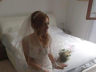 Le nozze di Francesca e Simone 1