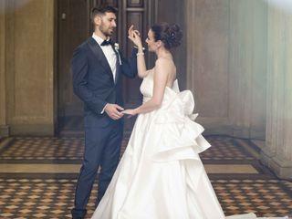 le nozze di Veronica e Fabio 1