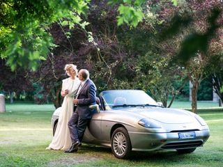 Le nozze di Laura e Fernando