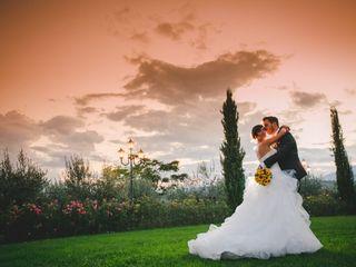 Le nozze di Paola e Marino