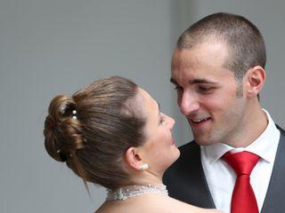 Le nozze di Deborah e Alex