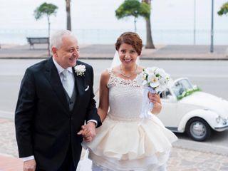 Le nozze di Maria e Federico 1