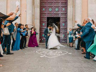 Le nozze di Massimo e Agnese 3