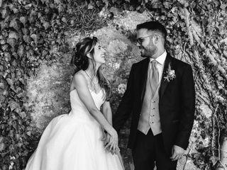 Le nozze di Massimo e Agnese