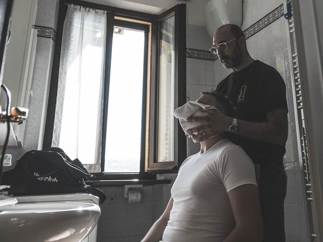 Il matrimonio di Giacomo e Elisa a Serra de' Conti, Ancona 4