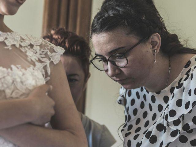 Il matrimonio di Giacomo e Elisa a Serra de' Conti, Ancona 20
