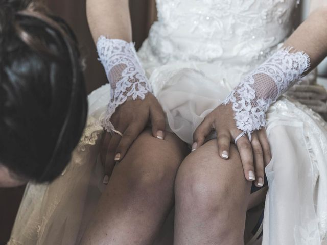 Il matrimonio di Giacomo e Elisa a Serra de' Conti, Ancona 24