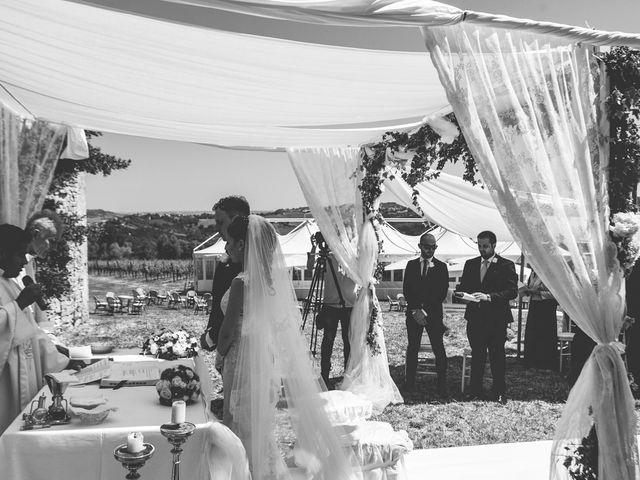 Il matrimonio di Giacomo e Elisa a Serra de' Conti, Ancona 33