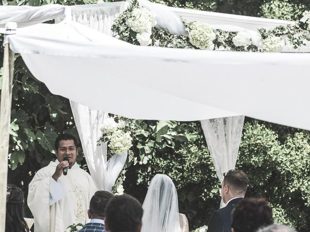 Il matrimonio di Giacomo e Elisa a Serra de' Conti, Ancona 37