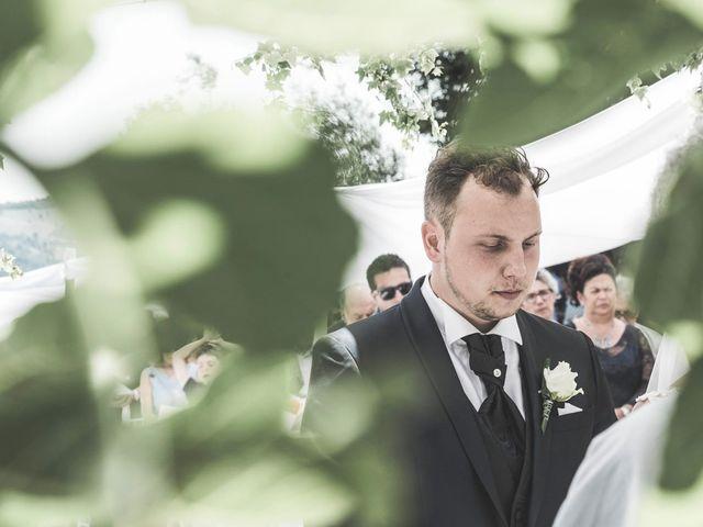 Il matrimonio di Giacomo e Elisa a Serra de' Conti, Ancona 40