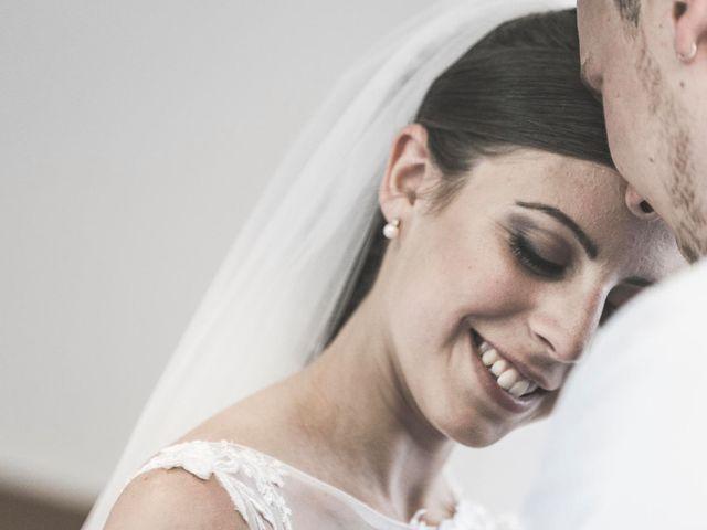 Il matrimonio di Giacomo e Elisa a Serra de' Conti, Ancona 46